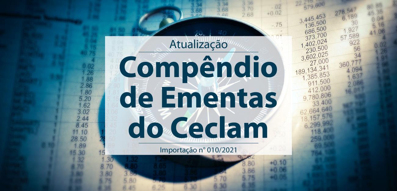 Call Export discorre sobre o Compêndio de Ementas do Coeclam - Importação nº010/2021. Absolutvision no Unsplash