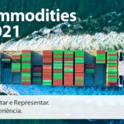 Call Export fala sobre a tendência na exportação de commodities em 2021. Imagem: Cameron Venti no Unsplash.