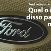 Call Export analisa a saída das fábricas da Ford do Brasil. Foto por Bill Oxford no Unsplash.