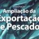 Call Export analisa o mercado de exportação de pescados brasileiro. Foto por Jet Kim no Unsplash.