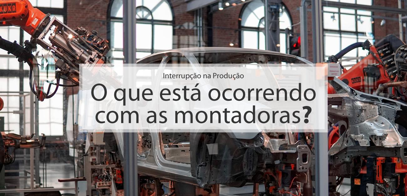 Call export analisa a parada de produção das Montadoras no Brasil. Foto por Lenny Kuhne no Unsplash.