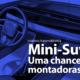 o Mini-SUV pode ser a resposta para a capacidade ociosa das montadoras brasileiras. Informação pela Call Export. Foto: Cleber Vieira (@clebercvieira).