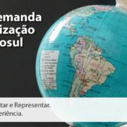 Call Export comenta sobre a necessidade de modernização do Mercosul. Isabela Kronemberger no Unsplash.