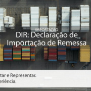 Call Export explica o uso da Declaração de Importação de Remessa, a DIR. Imagem: Tyler Casey on Unsplash.