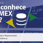 Call Export explica o uso do COMEX STAT. Imagem: Logotipo Comex Stat por Governo Federal do Brasil. Stephen Dawson no Unsplash.