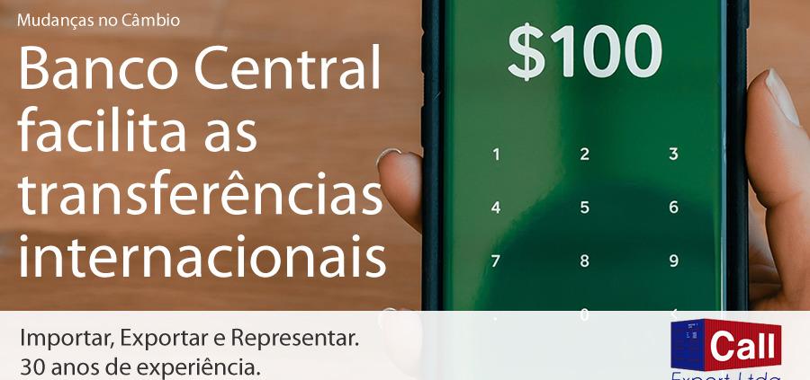 Call Export fala sobre a facilidade em Transferências Internacionais do Banco Central. Imagem: Tech Daily on Unsplash.